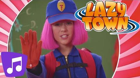 LazyTown Ghost Stoppers Music Video
