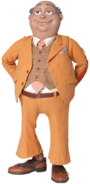 Nick Jr. LazyTown Mayor Milford Meanswell 4