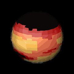 Fire Magic Ball in LBA2