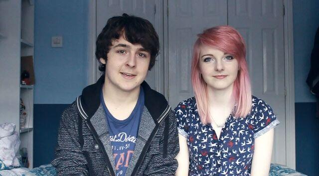 File:Lizzie and Joel!.jpg