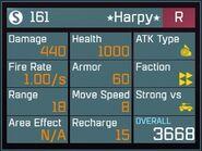 Harpy R Lv1 Back