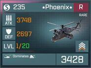 Phoenix R Lv1 Front