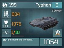 Typhon C Lv1 Front