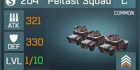 Peltast Squad