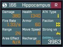 Hippocampus R Lv1 Back
