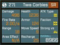 Twa Corbies SR Lv1 Back