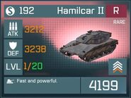 Hamilcar II R Lv1 Front