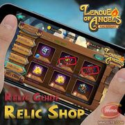 Relic shop