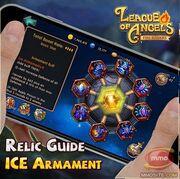 Ice armament