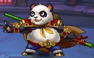 Bamboo fighter