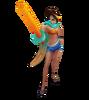 Fiora PoolParty (Turquoise)