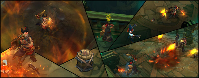 Gangplank VU Screenshots
