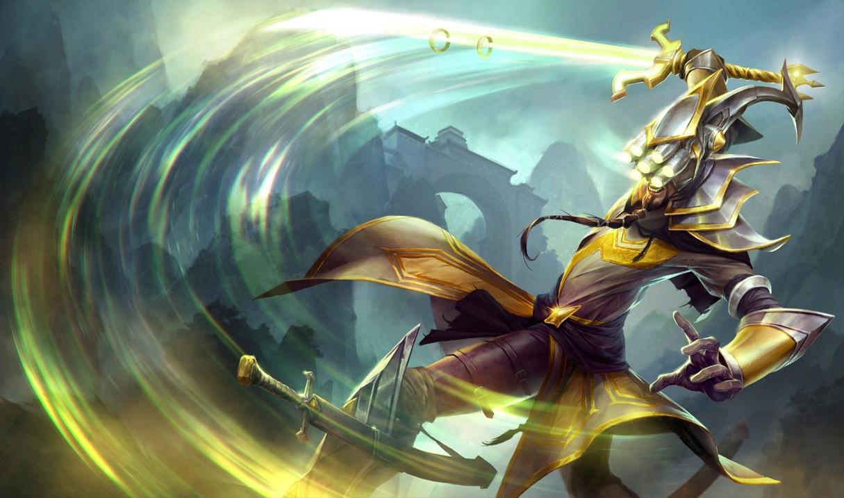 Master Yi OriginalSkin