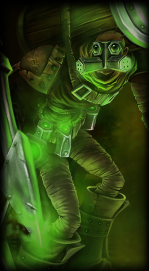 Singed HextechLoading old