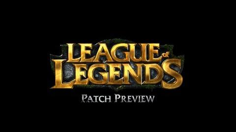 League of Legends - Patch Notes Preview 1.0.0.124