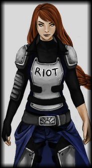 Emptylord Leona Riot