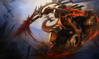 Renekton BloodfurySkin