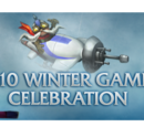 2010 Winter Games Celebration