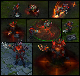 Nasus Infernal Screenshots