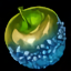 File:Mana-Encrusted Apple item.png