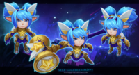 Poppy StarGuardian model