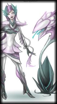 Emptylord Zyra Lilac