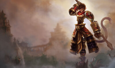Wukong OriginalSkin old