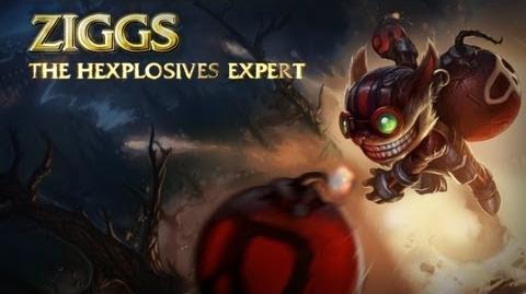 Ziggs/Strategy