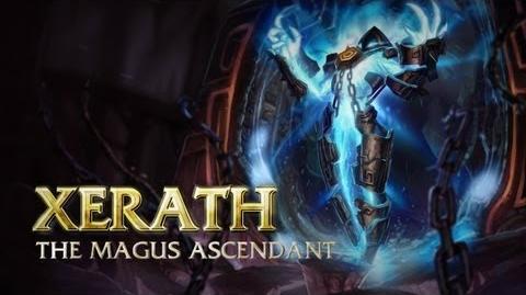 Xerath Champion Spotlight