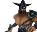 Tryndamere/Background