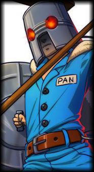 Emptylord Janitor Pantheon