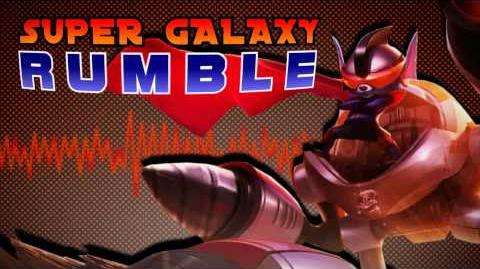 SUPER GALAXY RUMBLE Soundtrack