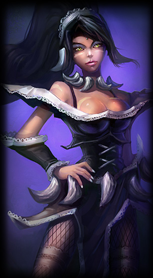 Nidalee FrenchMaidLoading old