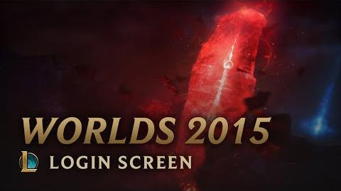 Season 2015 Pre-Finals - Login Screen