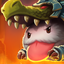 Renekton Poro Icon