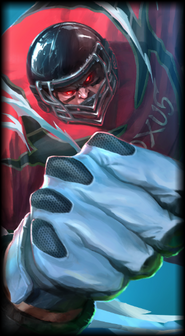 Emptylord Sion Linebacker