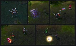 Shaco Masked Screenshots