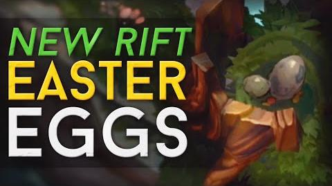 Summoner's Rift Easter Eggs, Secrets & References - League of Legends
