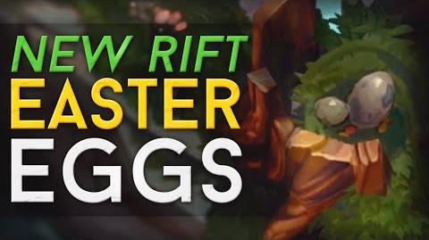 Summoner's Rift Easter Eggs, Secrets & References - League of Legends