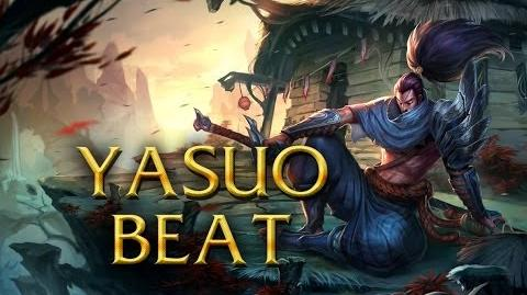 LoL Sounds - Yasuo - Dance Beat