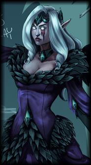Emptylord Morgana Ravenborn