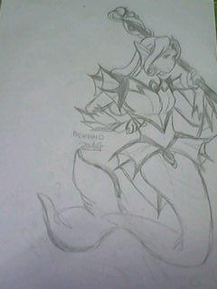 File:Qarin kawaii mermaid the mythological aquatic creature.jpg