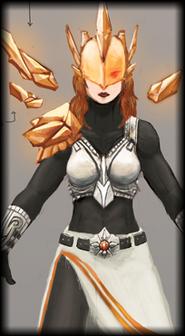 Emptylord Leona DawnBreaker