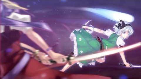 【東方儚月抄】 IRON ATTACK! -⎾Filling Lack Of The Moon⏌ 【IRON-CHINO】