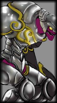 Emptylord KhaZix Ironscale