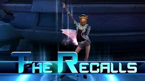 League of Legends - The Recalls (All Recall Animations June 2014 Update)