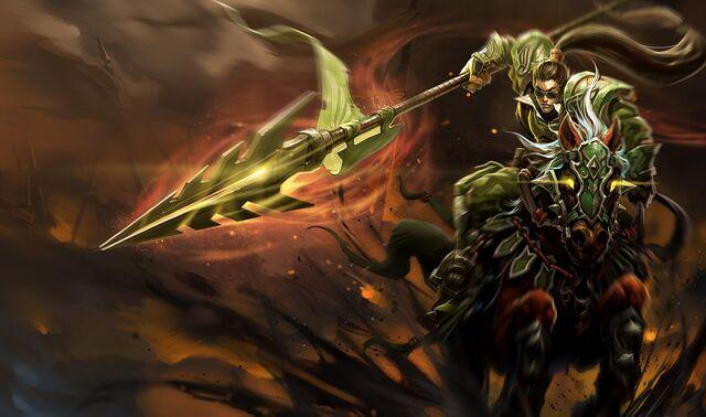 Fichier:Xin Zhao CommandoSkin.jpg