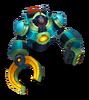 Blitzcrank BattleBoss (Turquoise)