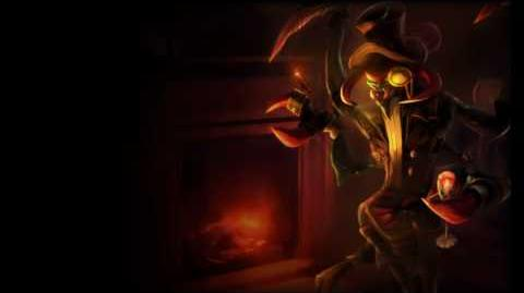 League of Legends Gentleman Cho'Gath Interrogation