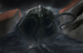 Emptylord Leviathan by dertodesbote